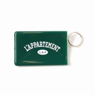 アパルトモンドゥーズィエムクラス(L'Appartement DEUXIEME CLASSE)のL'Appartement Quiky Card Holder Keyring(パスケース/IDカードホルダー)