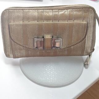 クロエ(Chloe)のChloeゴールド財布(財布)