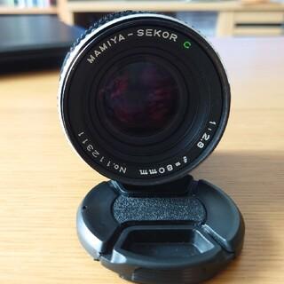 マミヤ(USTMamiya)のMAMIYA-SEKOR C 80mm F2.8 N 【Mamiya645用】(レンズ(単焦点))