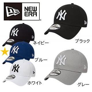 NEW ERA -  NEW ERA 940 ニューヨークヤンキース キャップ 9FORTY ブルー