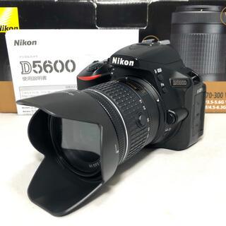 Nikon - Nikon ニコンD5600 AF-P18-55レンズKIT