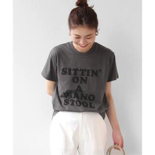 ジャーナルスタンダード(JOURNAL STANDARD)のJOURNAL STANDARD relume TCテンジクロゴプリントTシャツ(Tシャツ(半袖/袖なし))