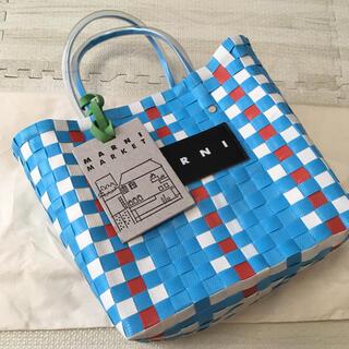Marni - 新品 MARNI FLOWER CAFE PICNIC BAG ピクニックバッグ