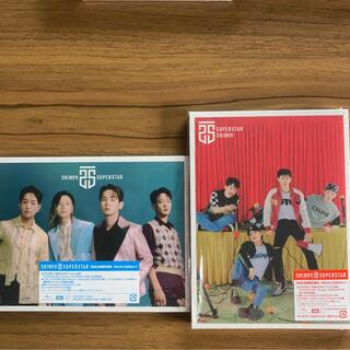 SHINee - SHINee SUPERSTAR 完全生産限定盤2種 CDのみ