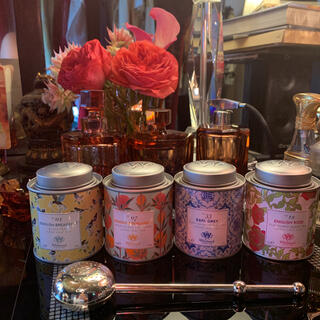 完売 Whittard ウィッタード 紅茶セット(茶)