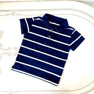 ムジルシリョウヒン(MUJI (無印良品))の無印良品 トップス 1歳 80 男の子 ポロシャツ(シャツ/カットソー)