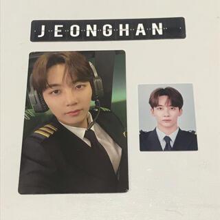 SEVENTEEN - SEVENTEEN セブチ メンバーシップ トレカ 証明写真 ジョンハン