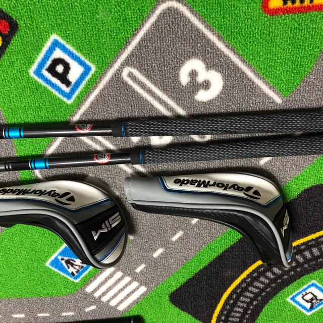 TaylorMade(テーラーメイド)の大人気!!テーラーメイド SIM MAX ユーティリティ#3 のみ スポーツ/アウトドアのゴルフ(クラブ)の商品写真
