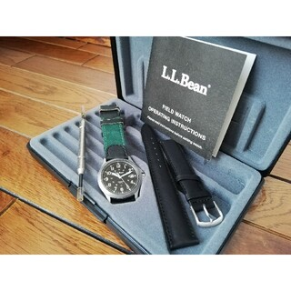 L.L.Bean エルエルビーン 腕時計 アナログ