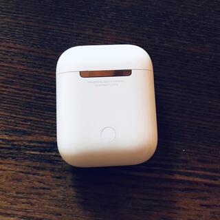 アップル(Apple)のApple AirPod 第2世代MV7N2J/A 付属 A1602 充電ケース(ヘッドフォン/イヤフォン)