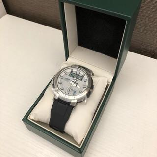 CASIO - カシオ プロトレック 腕時計 電波 ソーラー タイドグラフ