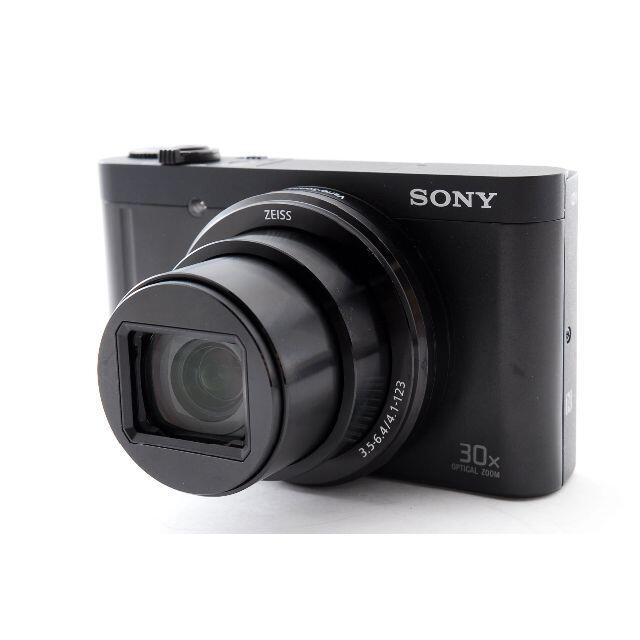 SONY DSC-WX500 コンパクトデジタルカメラ スマホ/家電/カメラのカメラ(コンパクトデジタルカメラ)の商品写真