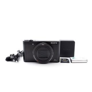 SONY DSC-WX500 コンパクトデジタルカメラ