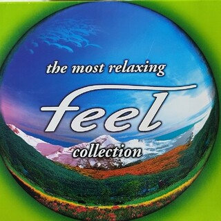 the most relaxing feel collection(ヒーリング/ニューエイジ)