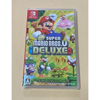Nintendo Switch - 新品未開封 New スーパーマリオブラザーズ U デラックス Switch
