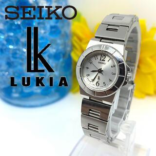 セイコー(SEIKO)のSEIKO  ルキア レディース腕時計 シンプル 新品電池です☆(腕時計)