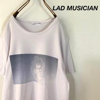 LAD MUSICIAN - LAD MUSICIAN デザイン フォト tシャツ