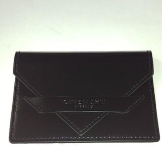 GIVENCHY - ジバンシー カードホルダー