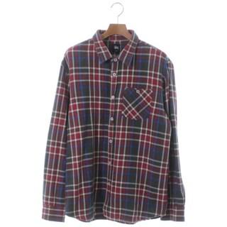 STUSSY - STUSSY カジュアルシャツ メンズ