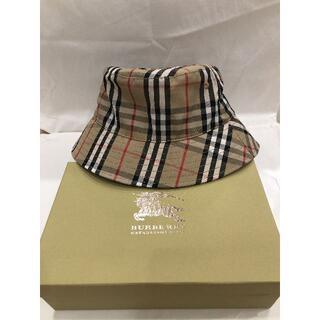 バーバリー(BURBERRY)のバーバリー Burberry 帽子 ハット(ハット)