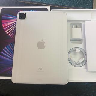 iPad - 未使用 iPad Pro 11インチ 第3世代 128GB M1チップ シルバー