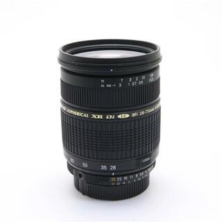TAMRON - TAMRON レンズ SP AF28-75F2.8XR DI