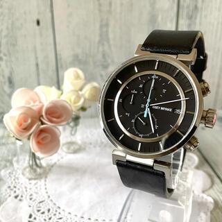 ISSEY MIYAKE - 【動作OK】ISSEY MIYAKE イッセイミヤケ W 腕時計  クロノグラフ