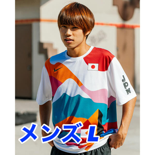 ナイキ(NIKE)のナイキ SB メンズ スケートボードクルー L(Tシャツ/カットソー(半袖/袖なし))
