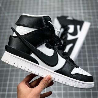 ナイキ(NIKE)のAmbush x Nike Dunk High Black(スニーカー)