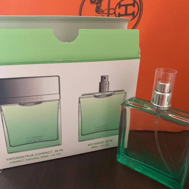 Hermes(エルメス)のHERMES ナイルの庭  コスメ/美容の香水(ユニセックス)の商品写真