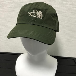 THE NORTH FACE - 【新品・未使用】The North Face 男女兼用帽子 キャップ 緑色