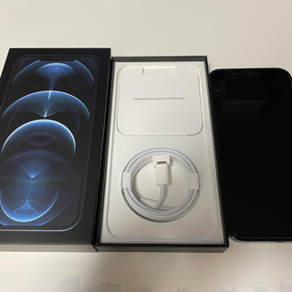 iPhone - iPhone12 pro max 512GB パシフィックブルー