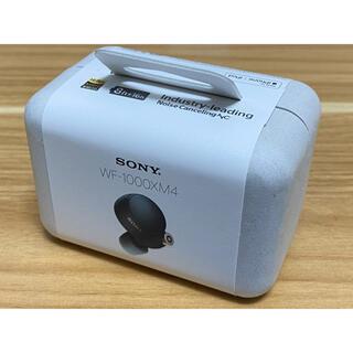SONY - Sony WF-1000XM4 ブラック 新品未使用