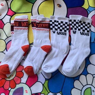 ヴァンズ(VANS)のVans ソックス 4点セット Socks ソックス(ソックス)