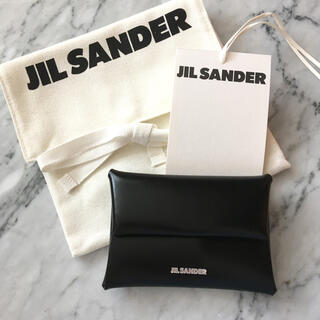 Jil Sander - JIL SANDER ジルサンダー コインケース カードケース ミニウォレット