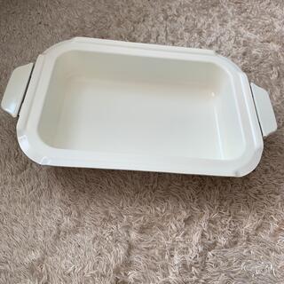 *BRUNO セラミックコート鍋(値下げ中)(ホットプレート)