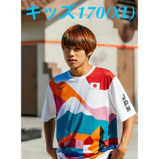 ナイキ(NIKE)のナイキSB キッズ スケートボードクルー ジャパン 170XL(Tシャツ/カットソー)