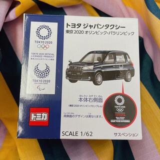 タカラトミー(Takara Tomy)のトミカ トヨタ ジャパンタクシー 東京2020 オリンピック/パラリンピック新品(ミニカー)