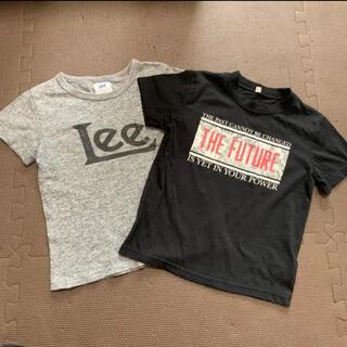 リー(Lee)のキッズ  Lee Tシャツ セット(Tシャツ/カットソー)