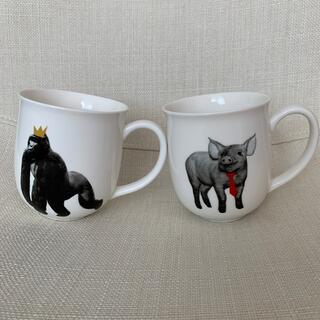 フランフラン(Francfranc)の*Francfranc マグカップ(グラス/カップ)