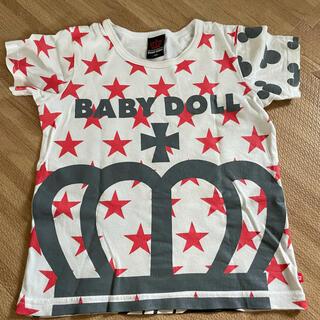 BABYDOLL - ベビードール Tシャツ ミッキー ディズニー 110