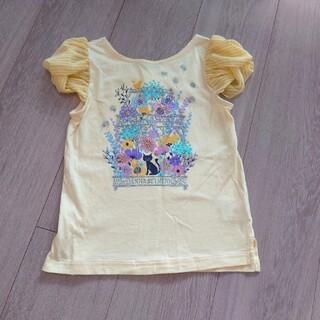 ANNA SUI mini - *美品*アナスイミニ ANNA SUI mini ネコ ねじれTシャツ 120