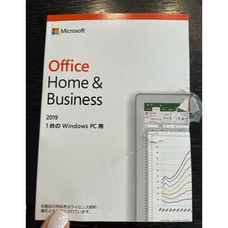 Microsoft - マイクロソフト オフィス home&business 2019