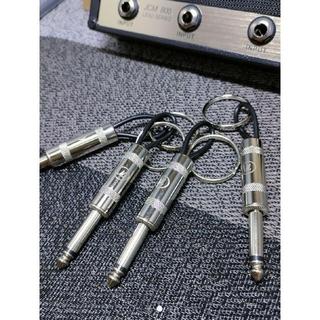 【2本セット!】Marshall マーシャル プラグ型 キーホルダー ①②(ギターアンプ)
