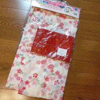 ニシマツヤ(西松屋)の浴衣 130 新品未使用 西松屋(甚平/浴衣)
