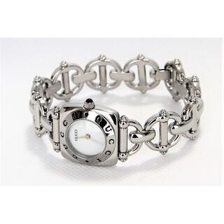 Gucci - グッチ GUCCI 女性用 腕時計 電池新品 s1288