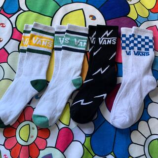 VANS - Vans ソックス 4点セット Socks ハイソックス