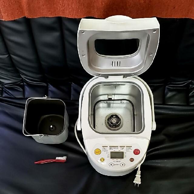 【中古】シロカ ホームベーカリー SHB-315 本体・パンケースのみ スマホ/家電/カメラの調理家電(ホームベーカリー)の商品写真