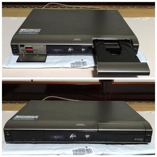 アクオス(AQUOS)の【ジャンク品】SHARP AQUOS ハイビジョンレコーダー DV-AC82(DVDレコーダー)