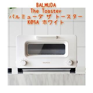 BALMUDA - BALMUDA The Toaster バルミューダ ザ トースター K05A